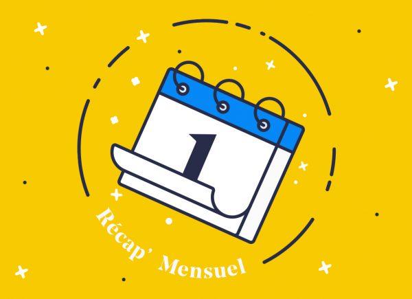 Le récap' du mois d'octobre, Roseaux, magazine féministe