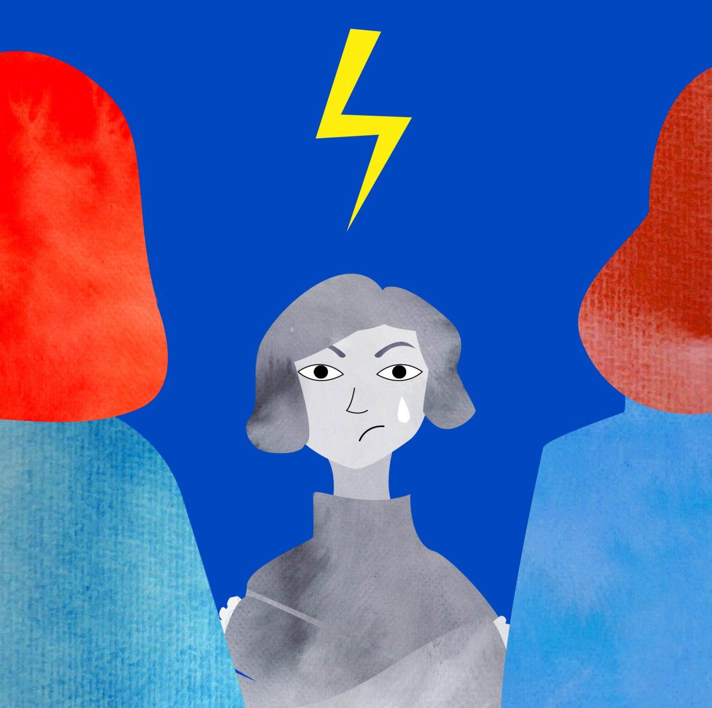 Roseaux, magazine féministe  Janna