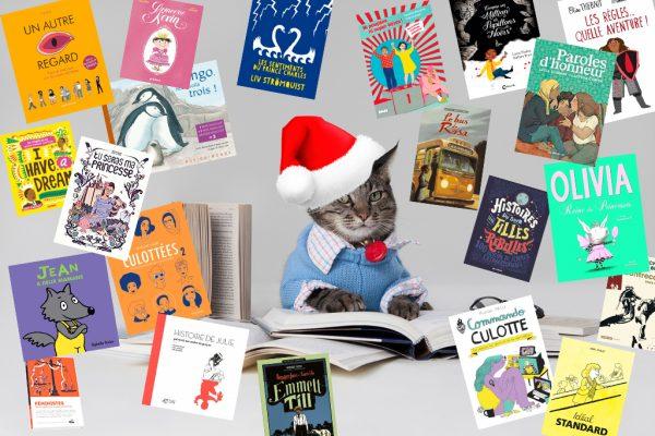 La sélection féministe de livres épatants à offrir à Noël!, Roseaux, magazine féministe