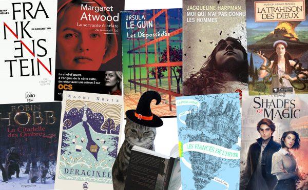 Littératures de l'imaginaire, Roseaux, magazine féministe