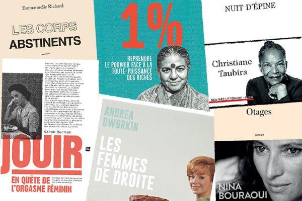 Lectures du moment 3, Roseaux, magazine féministe